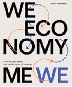 WE Economy er en bog af Peter Hesseldahl